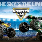 Monster Jam® Zaterdag 2 juli De Kuip Rotterdam