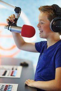 Efteling Kids Radio DJ Wedstrijd