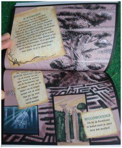 13 Zwaarden De spiegel der Duisternis deel 1 boekenreeks serie Toveracademie Kwade Magiërs magische spiegel tegenstanders Fantasia gevangen torens hoofdzwaarden bijzwaarden beproeving veiligheid waarborgen tovenaarsleerlingen spannend begin avontuur strijd goed kwaad De wakkere Muis Thea en Geronimo Stilton recensie review verliezen tijd geheim