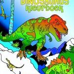 Dinosaurus kleurboek Anjo Mutsaars BBNC recensie review kleuren kinderen viltstiften doordrukken dubbelzijdig kleurplaten dino's dinosaurussen perforatielijn dinofans dieren ouder papierkeuze eerlijk