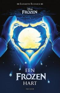 Een Frozen hart Elizabeth Rudnick film Frozen Disney Van Goor recensie review aandacht geschreven boek film persoonlijk verwachten vernieuwend verhaal lezen teleurstelling filmscript hoop compleet verrassen gebeurtenissen bekende verhaal Frozen fans sprookje doelgroep Young Adult boeken wendingen vlot geschreven sfeer dromen