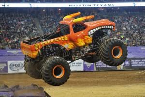 El Toro Loco Monster Jam Trucks winactie win 4 kaarten voor Monster Jam in De Kuip Rotterdam