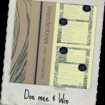 Doe mee en win het vriendenboekje voor volwassenen [winactie] winnen winactie woensdag windag vrienden vriendinnen mee doen prijsvraag