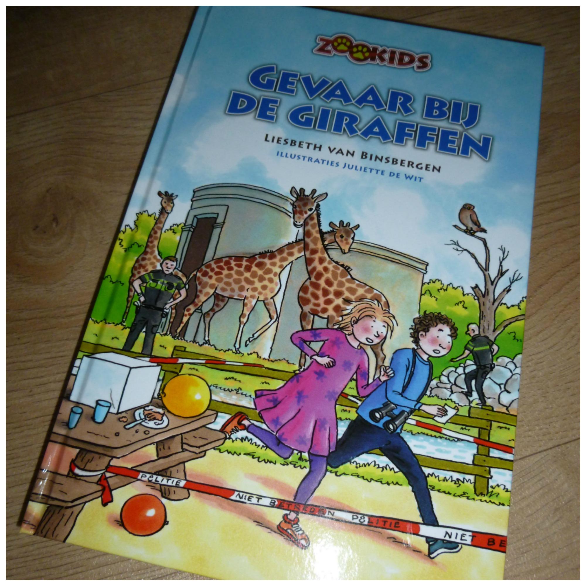 Top Gevaar bij de giraffen [recensie] @BZ71