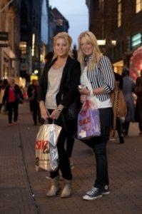 Shopping Night Den Haag 24 juni 2016 Celebrations tien jaar dagje uit winkelen Zuid Holland