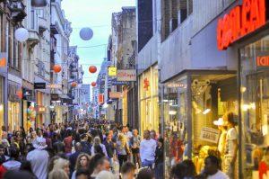 Shopping Night Den Haag 24 juni 2016 Dagje Uit winkelen Zuid-Holland