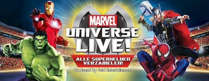 Marvel Universe LIVE! winactie