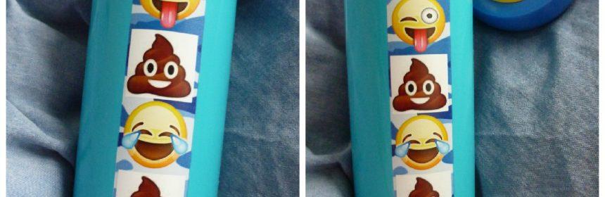 MyMepal Schoolbeker Campus Rosti Mepal recensie review drinkbeker kwaliteit personaliseren assortiment lunchtrommel broodtrommel beker kleuren levering bezorgen ontwerpen emoji emoticon gezichtjes drolletje drol-emoji check school