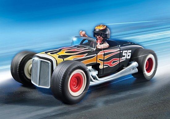 playmobil fire racer 5172 recensie. Black Bedroom Furniture Sets. Home Design Ideas