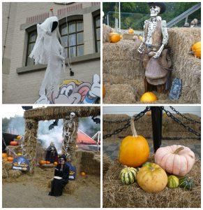 Julianatoren Halloween oktober Mega Sint Spektakel Zwarte Pieten november