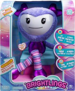 Brightlings Knuffelpop Spin Master 4+ recensie review