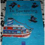 De Spiekpietjes SOS Stoomboot Clavis Thaïs Vanderheyden recensie review