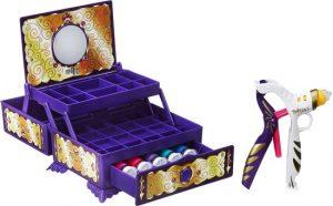 DohVinci Juwelenbox DohVinci Kaptafel Hasbro 6+ knutselen juwelenkistje recensie review