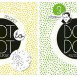 Dot to Dot puzzelboek pocket David Kalvitus van punt naar punbt tekening recensie review