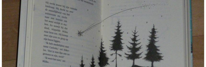 Een jongen met de naam Kerstmis Matt Haig Zelf Lezen Voorleesboek Uitgeverij Moon recensie review magische momenten