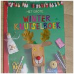 Het grote Winterknutselboek Sabine Lohf De Vier Windstreken recensie review advent kerst winter knutselen