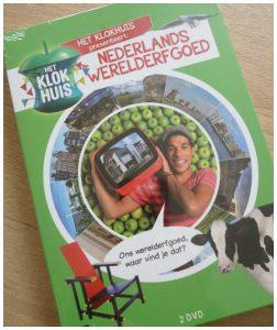 Het Klokhuis presenteert: Nederlands Werelderfgoed DVD Just4Kids recensie review