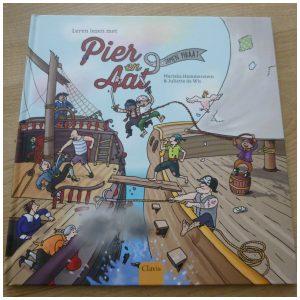 Pier en Aat Samen Piraat Mariska Hammerstein Clavis