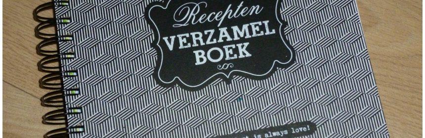 Recepten Verzamelboek kookboek Imagebooks Factory BV recensie review