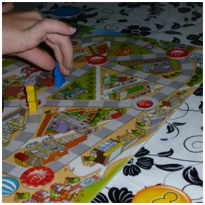 TipToi Spel De Engelse Detective Ravensburger Bordspel recensie review 6+