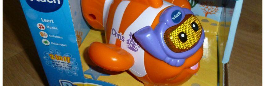 VTech Blub Blub Bad Chris Clownvis speelset 1+ bad Splash Points recensie review