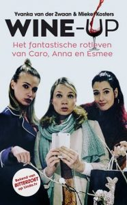 Wine-Up recensie review blog boek Bitterzoet tv-serie NET5 Linda.TV winactie doe mee en win
