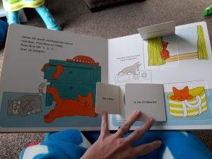 Dit is Dikkie Dik Een Flapjesboek Jet Boeke Gottmer recensie review