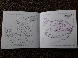 Dot to Dot puzzelboek Pocket David Kalvitis BBNC puzzelboek recensie review