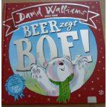 Beer zegt BOE! David Walliams Clavis recensie review voorleesboek prentenboek Noordpool