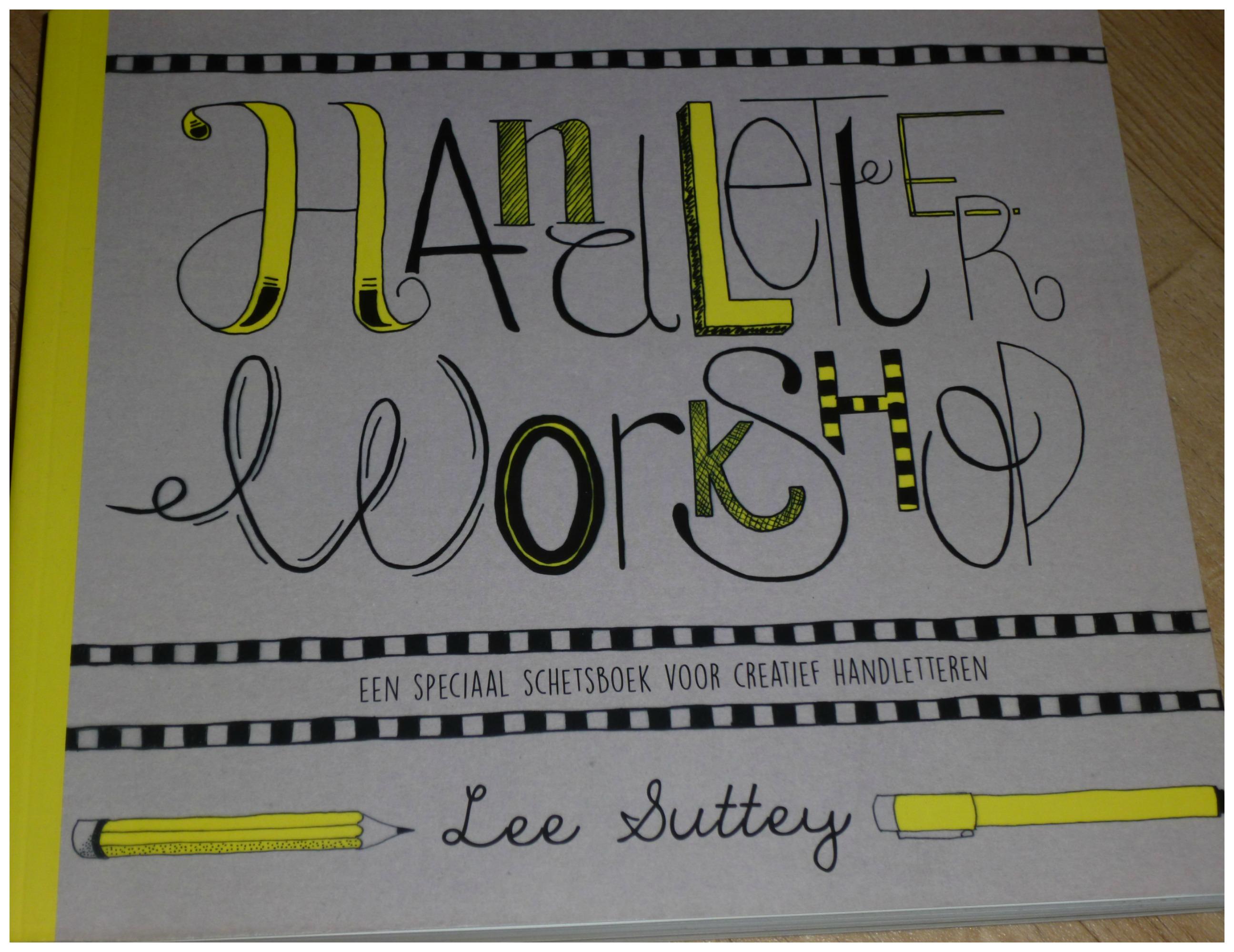 mooi schrijven hobby