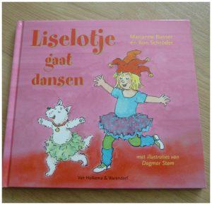 Liselotje gaat dansen Marianne Busser Ron Schröder Van Holkema & Warendorf voorleesboek rijm recensie review