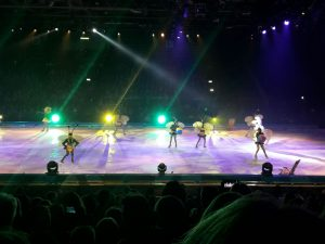 Disney On Ice viert 100 Years of Magic recensie review Jaarbeurs Utrecht