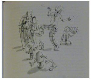 Botje en de zeven schroefjes Janneke Schotveld Voorleesboek Van Holkema & Warendorf recensie review