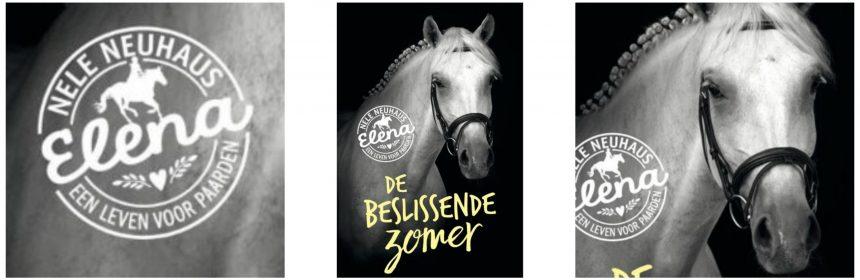 Elena: een leven voor paarden De beslissende zomer Nele Neuhaus Young Adult Uitgeverij Holland recensie review Tegen alle hindernissen