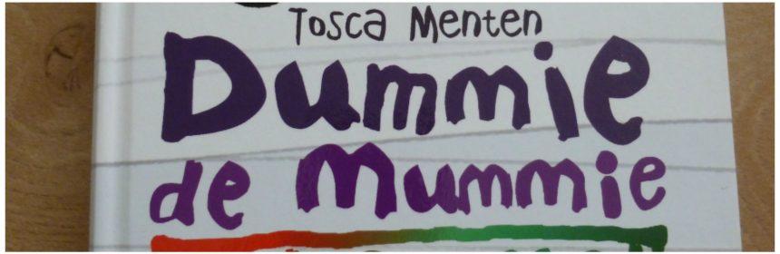 Dummie de Mummie en de Smaragd van de Nijl Tosca Menten Van Goor recensie review