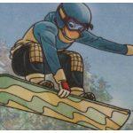 Het skikampioenschap Thea Stilton De Wakkere Muis Zelf Lezen Het leven op Topford winter schoolkrant recensie review