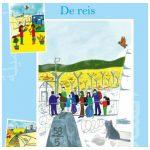 Jamil en Jamila 3 De Reis Elsbeth de Jager Esther van der Ham Droomvallei Uitgeverij recensie review Heimwee Naar Huis reeks serie vluchtelingenkamp Syrische vluchtelingenkinderen Nederland gratis