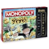 Monopoly pionnen stemcampagne internationaal producent bordspel fans wereld versie Wereld Monmopoly Dag dierenbescherming Monopoly Pionnen Parade nieuws