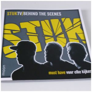 StukTV Behind the Scenes Jolijn Swager Uitgeverij Moon fans recensie review opdrachten
