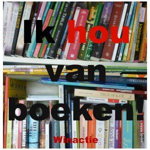 Ik hou van boeken winactie website Facebook Valentijnsdag kinderboeken volwassen boeken genre leeftijden winnen