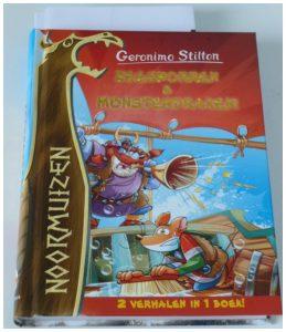 Zeesnorren en Monsterdraken Geronimo Stilton twee verhalen Geronimorr is een held! De Wakkere Muis recensie review
