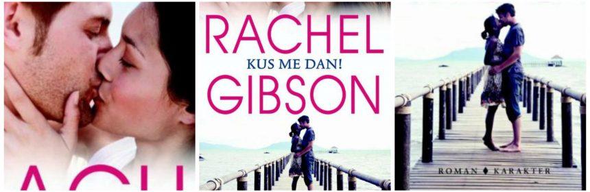 Kus me dan! Rachel Gibson Karakter Uitgevers recensie review feelgood roman dagboek