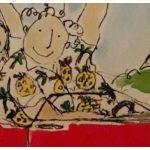 Eddie, Belle en Flo Inga Mol Clavis recensie review rijk zijn geld reis dromen