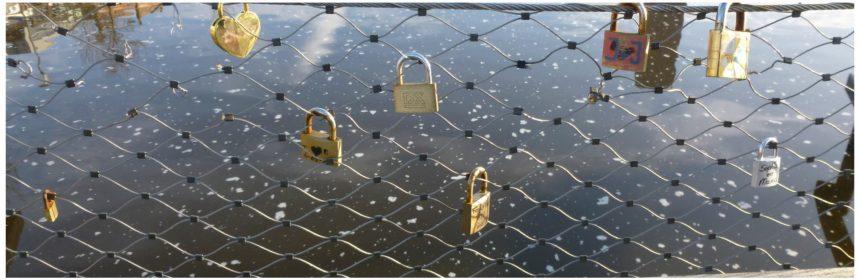 Love Lock Cadeaubox liefdesslotje liefdesbrug Amersfoort Eem recensie review