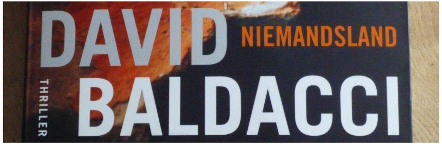 Niemandsland David Baldacci AW Bruna Thriller John Puller reeks recensie review