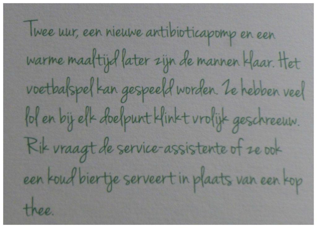 Zuster Roos Schrijft Roos Schrijer Lantaarn Publishers recensie review blog belevenissen anekdotes verpleegkundige ziekenhuis gezondheidszorg