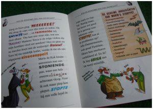 Complot op het schedelslot Geronimo Stilton De Wakkere Muis muziek spreekbeurt boekbespreking tips recensie review