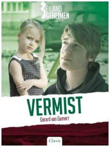 Eilandgeheimen 2: Vermist Gerard van Gemert Young Adult Clavis recensie review Eilandgeheimen 1 Verlamd