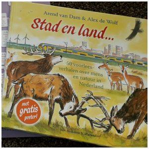 Stad en Land… Arend van Dam Kind & Jeugd informatief leerzaam educatief van holkema & warendorf recensie review