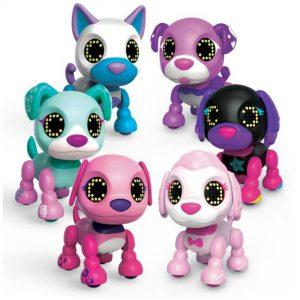 Zoomer Zupps Tiny Pups Spin Master speelfiguur puppies hond speelgoed beestje dierenvriend recensie review familie